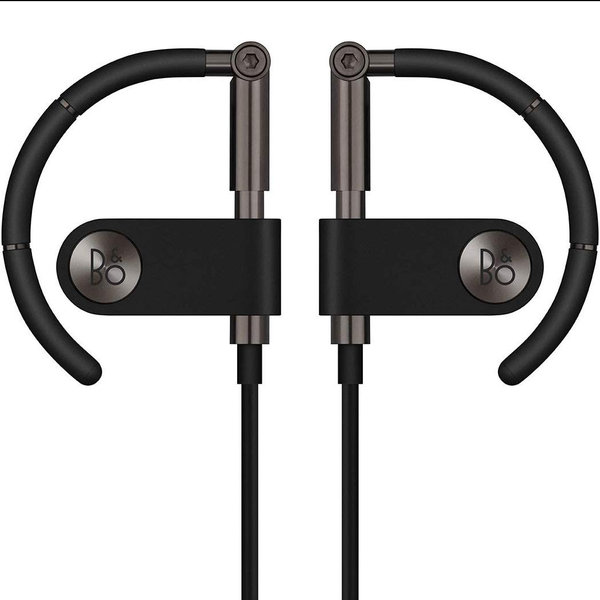 Bang & Olufsen Earset Premium Wireless Earphones - Graphite Brown