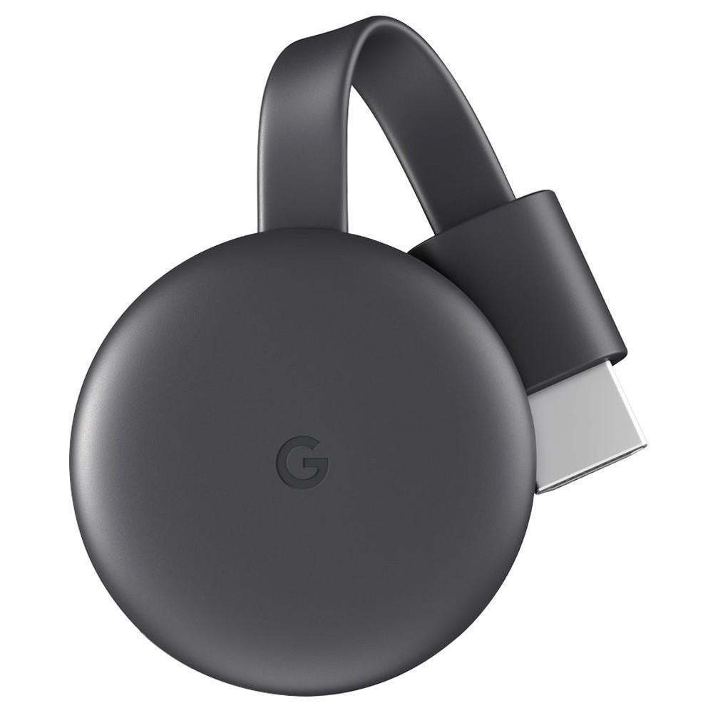 Google Chromecast Third Generation - Charcoal