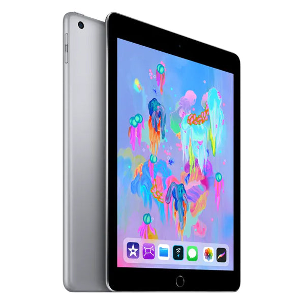iPad 9.7 (2018) 32GB Space Grey Value Pre-owned