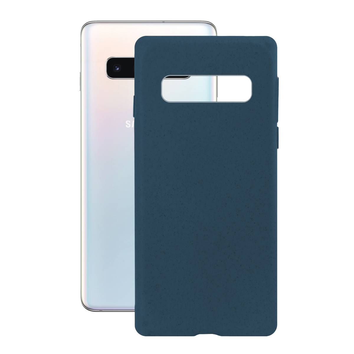 KSIX Eco Cover for Galaxy S10 - Blue