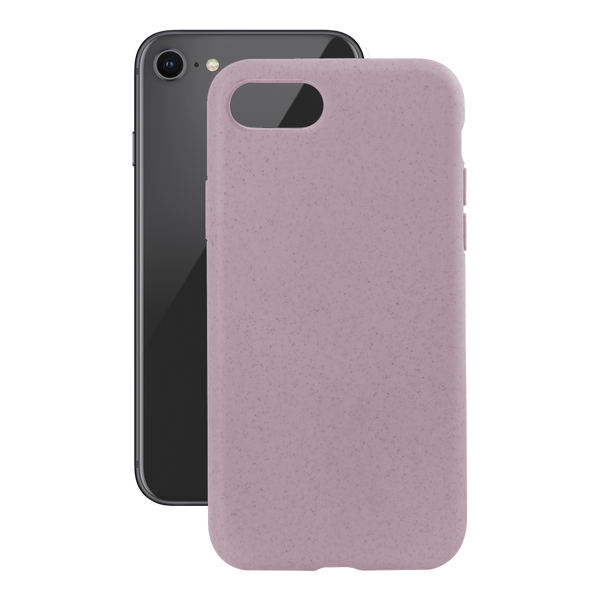 KSIX Eco Cover for iPhone 7-8 - Rose