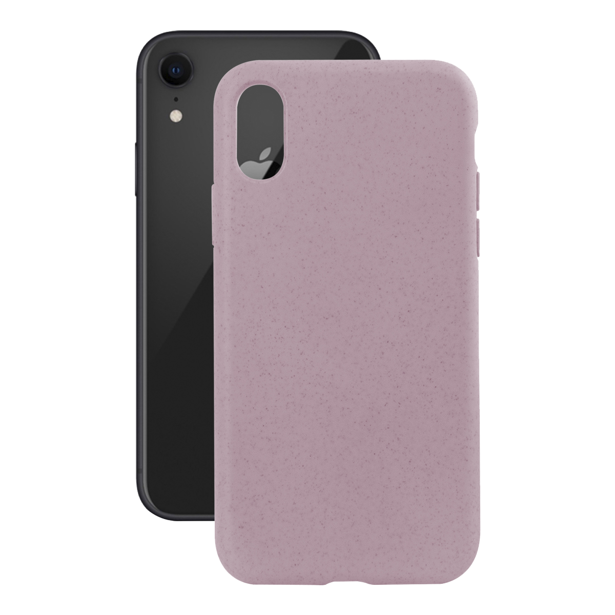 KSIX Eco Cover for iPhone Xr - Rose