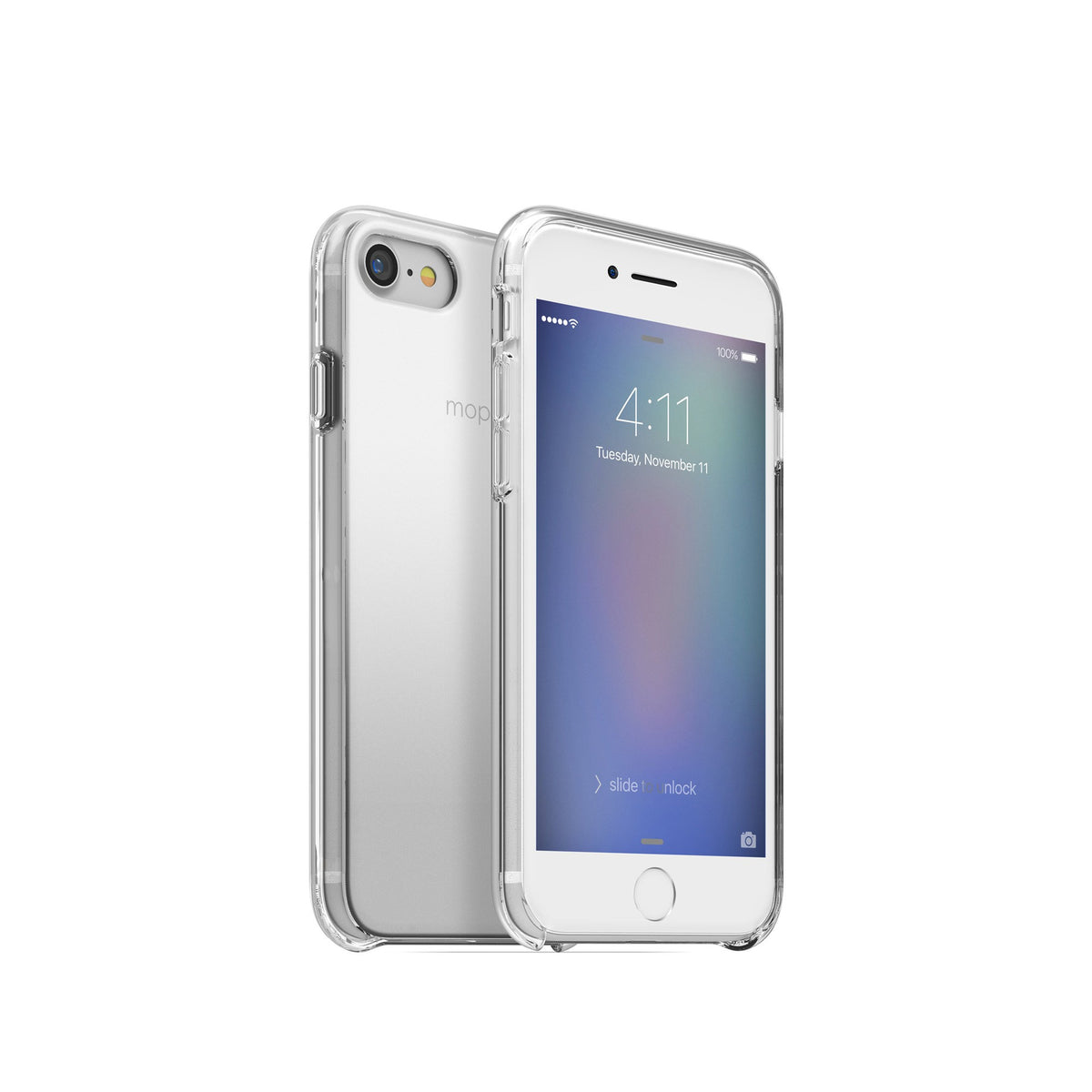 Mophie Base Case iPhone 6, 6s, 7 €20.00 Silver