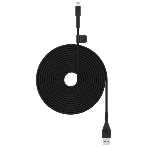 Mophie Pro 3m Lightning Cable - Black