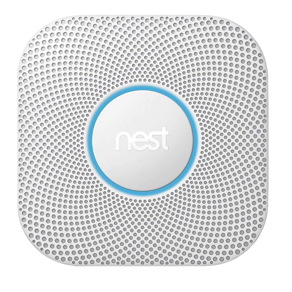 NEST Protect Smoke + Carbon Monoxide Alarm (2nd Generation) - White
