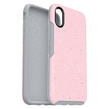 OtterBox Symmetry Cover for iPhone X/Xs - On Fleck
