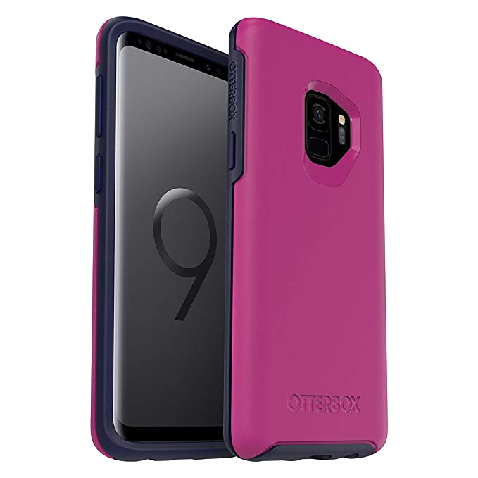 OtterBox Symmertry Cover for Galaxy S9 - Mix Berry Jam