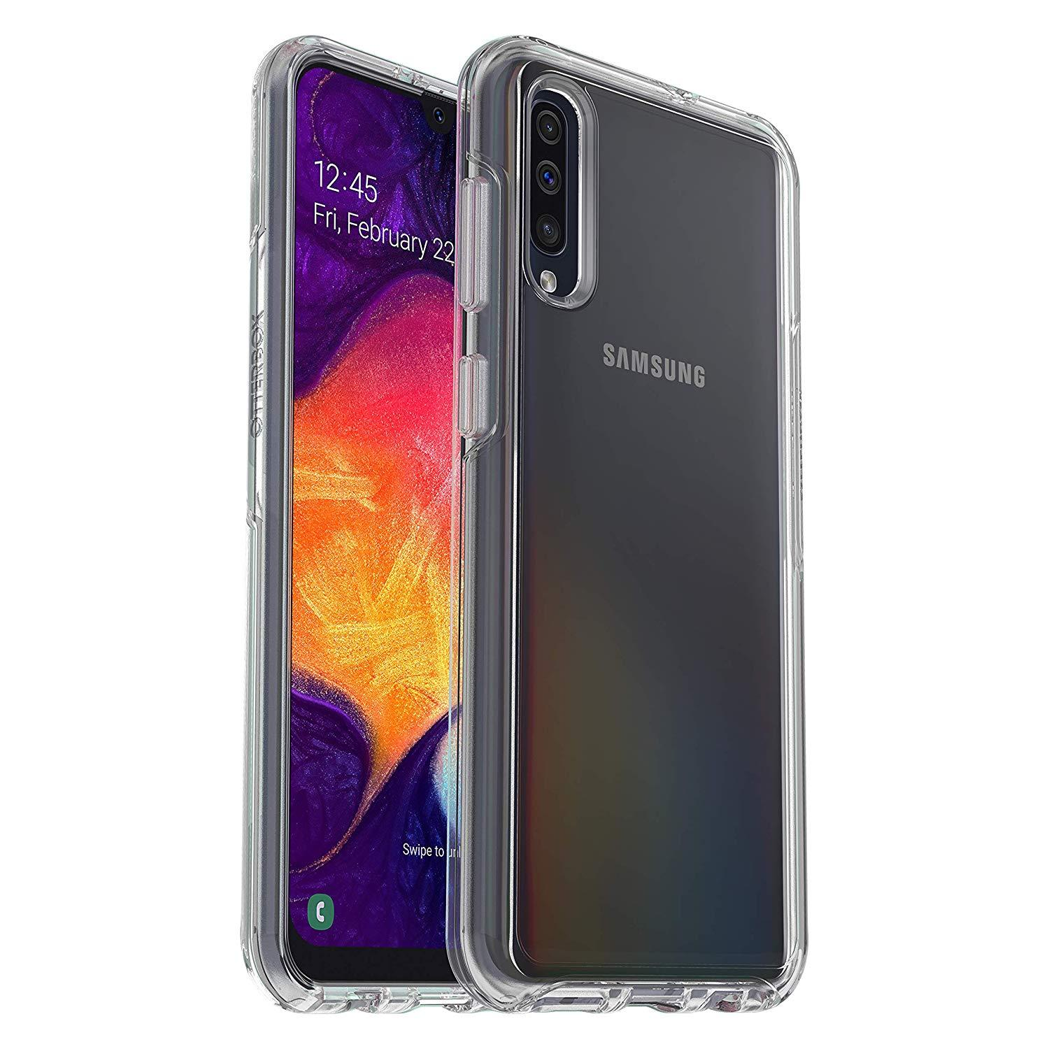OtterBox Symmetry Clear Cover for Galaxy A50 - Clear