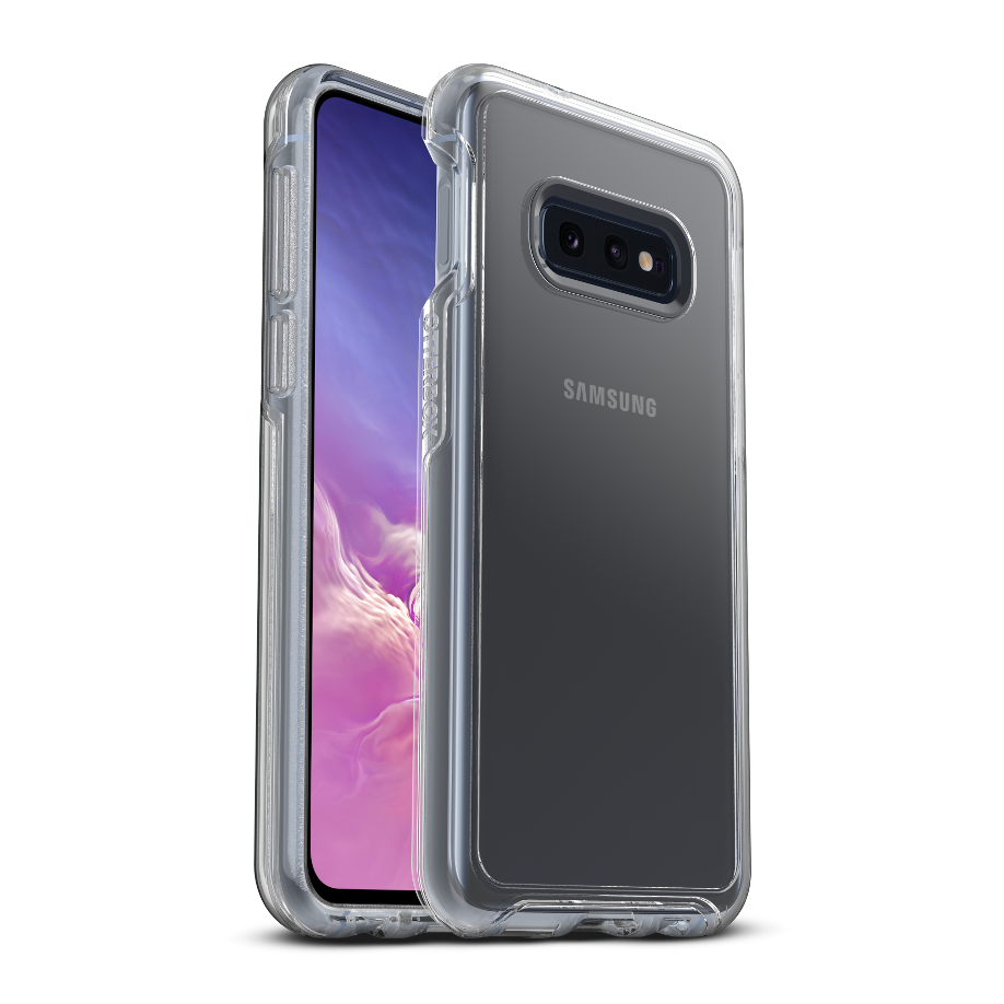 OtterBox Symmetry Clear Cover for Galaxy S10e - Clear