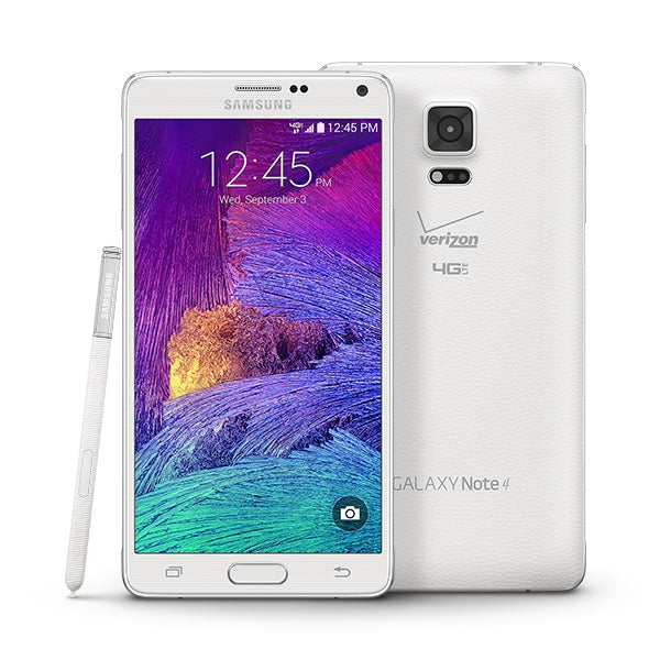 Samsung Galaxy Note 4 32GB White -  Condition Very Good