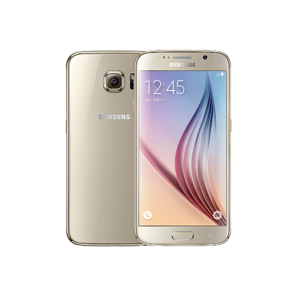 Samsung Galaxy S6 32GB Gold Value Pre-owned