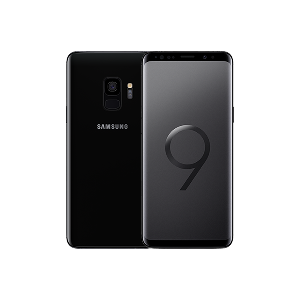 Samsung Galaxy S9 64GB Black Value Pre-owned
