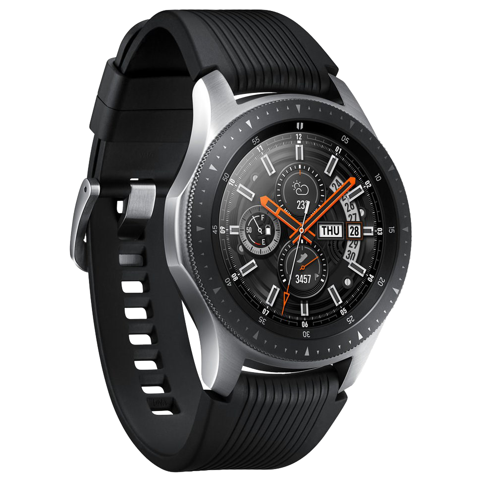 Samsung Galaxy Watch 46mm - Silver
