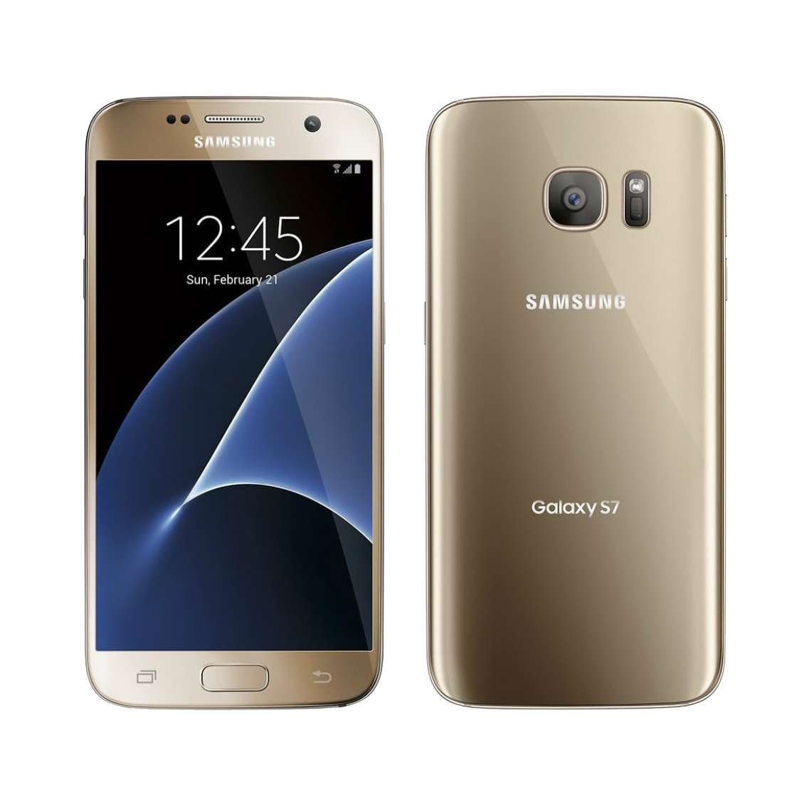 Samsung Galaxy S7 32GB Gold - Condition Very Good
