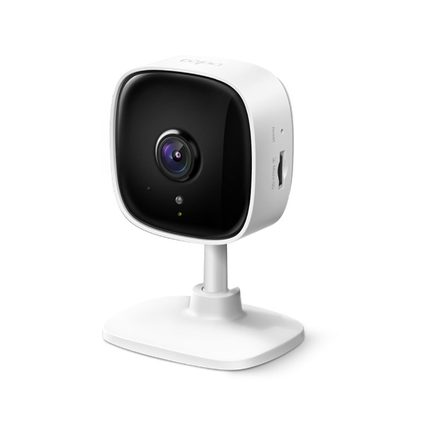 TP-Link Tapo C100 Home Security Wi-Fi Camera - White