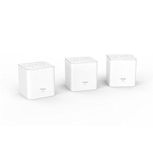 Tenda Nova MW3 Whole Home Mesh WiFi System Pack of 3