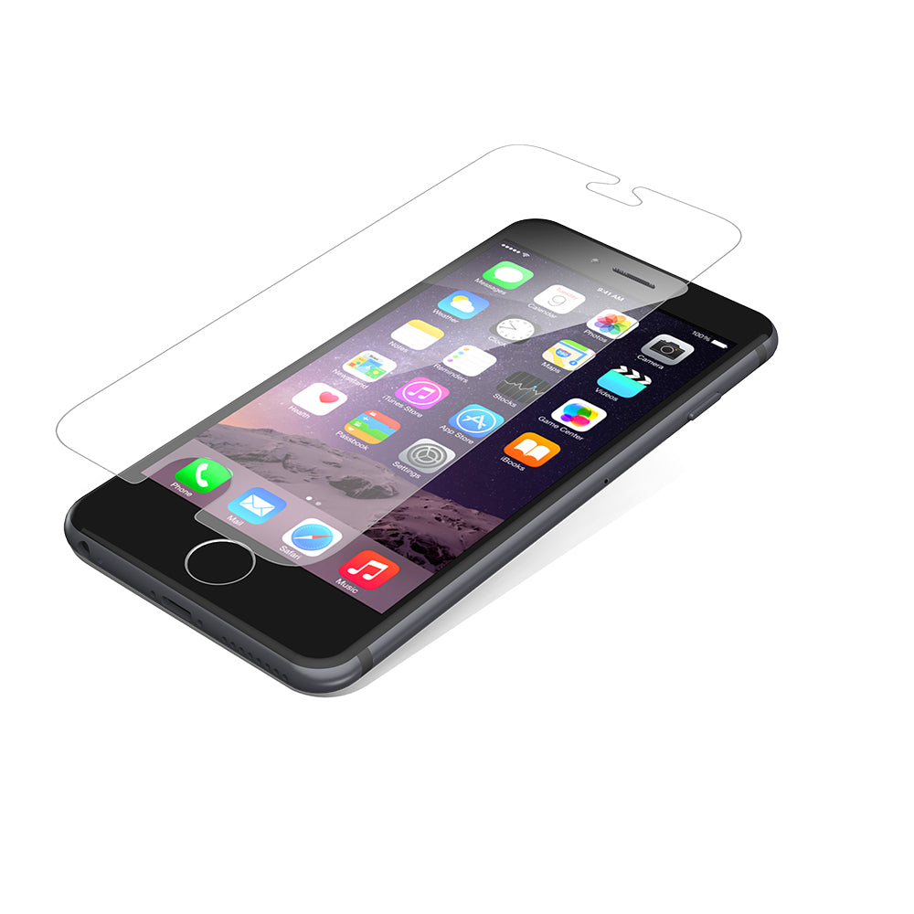ZAGG ClearGuard Glass Tempered Screen Protector for iPhone 6/6s/7