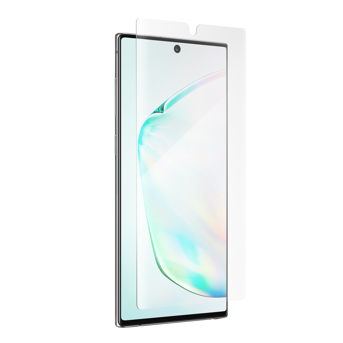 ZAGG Ultra Clear Screen Protector for Galaxy Note 10 - Clear