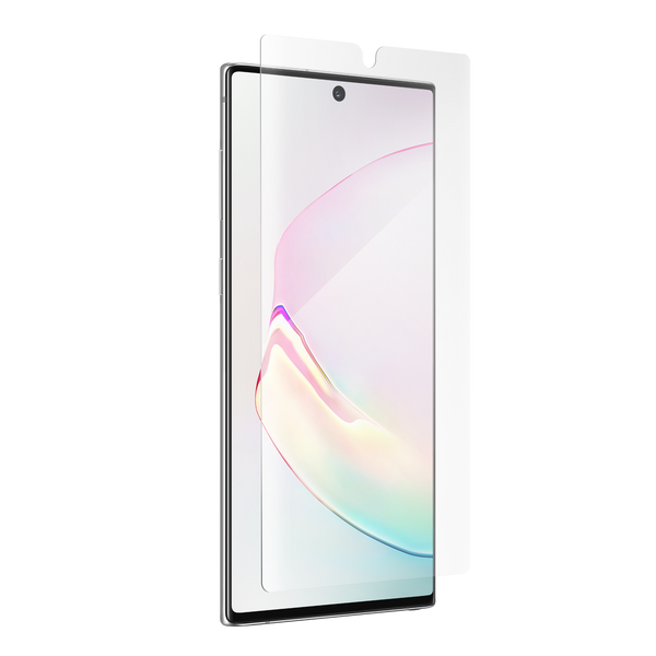 ZAGG Ultra Clear Screen Protector for Galaxy Note 10 Plus - Clear