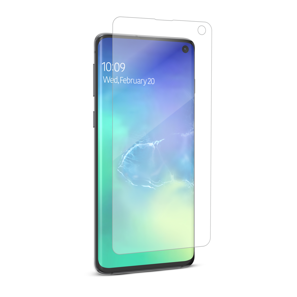 Zagg Invisible Shield HD Samsung Galaxy S10 Clear