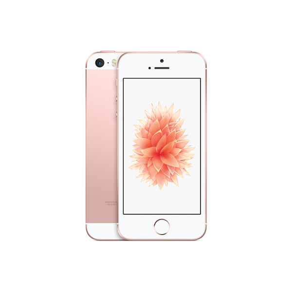 iPhone SE 16GB Rose Gold - Condition Very Good