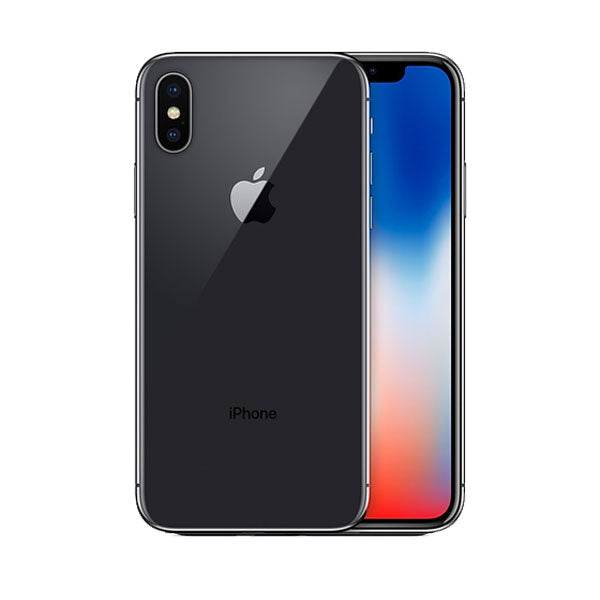 iPhone X 256GB Silver - Condition Very Good