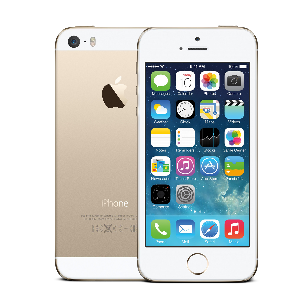 iPhone 5S 16GB Gold | Very Good