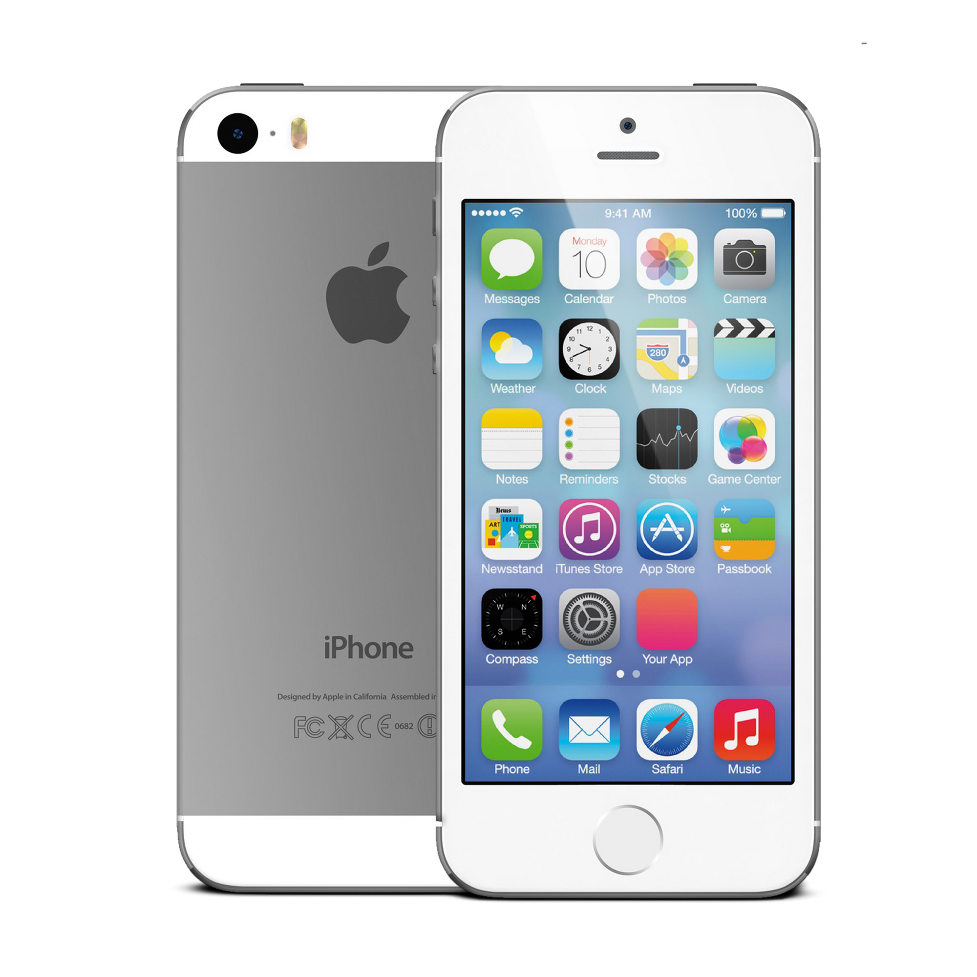 iPhone 5s 16GB Silver | As New
