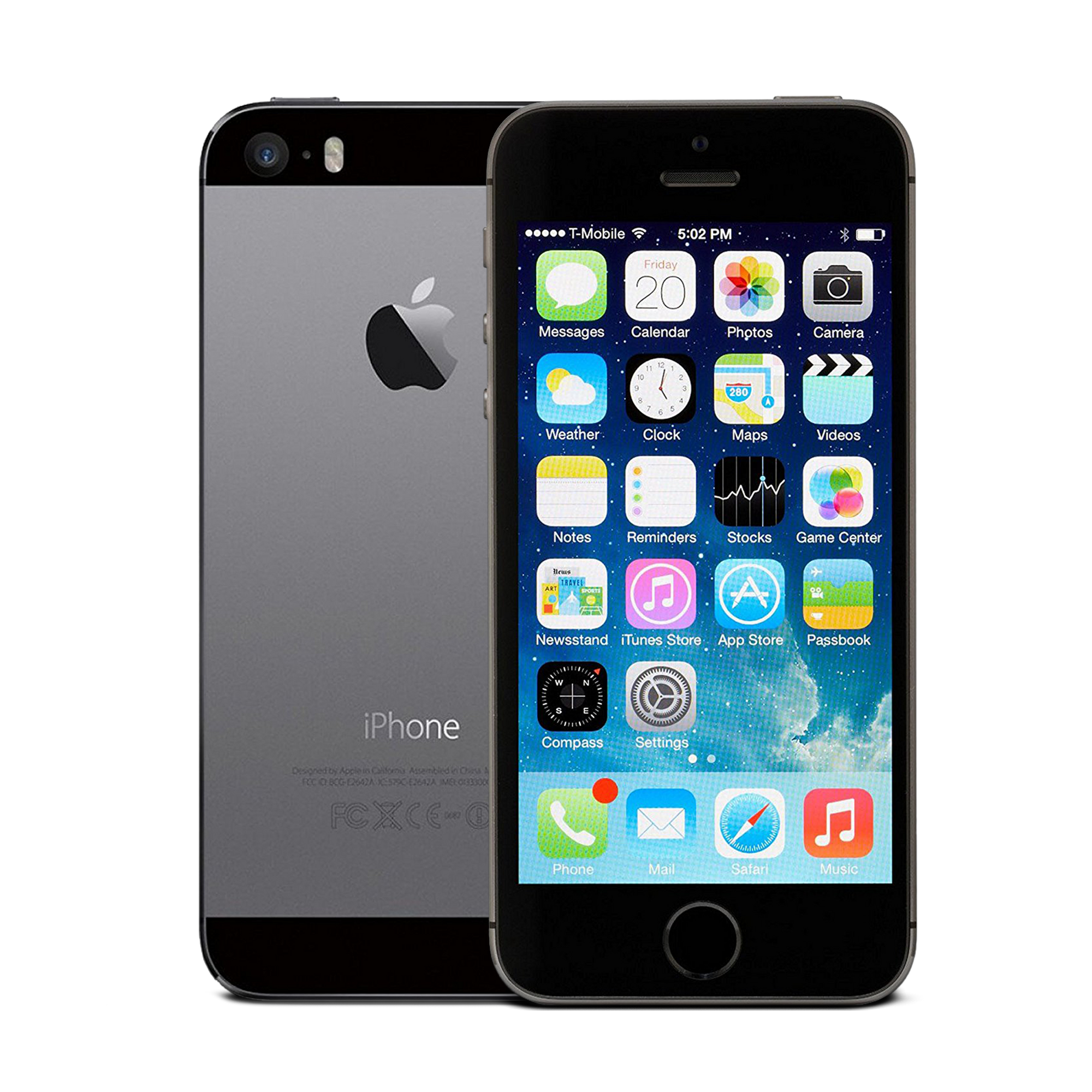 iPhone 5s 16GB Space Grey | Very Good