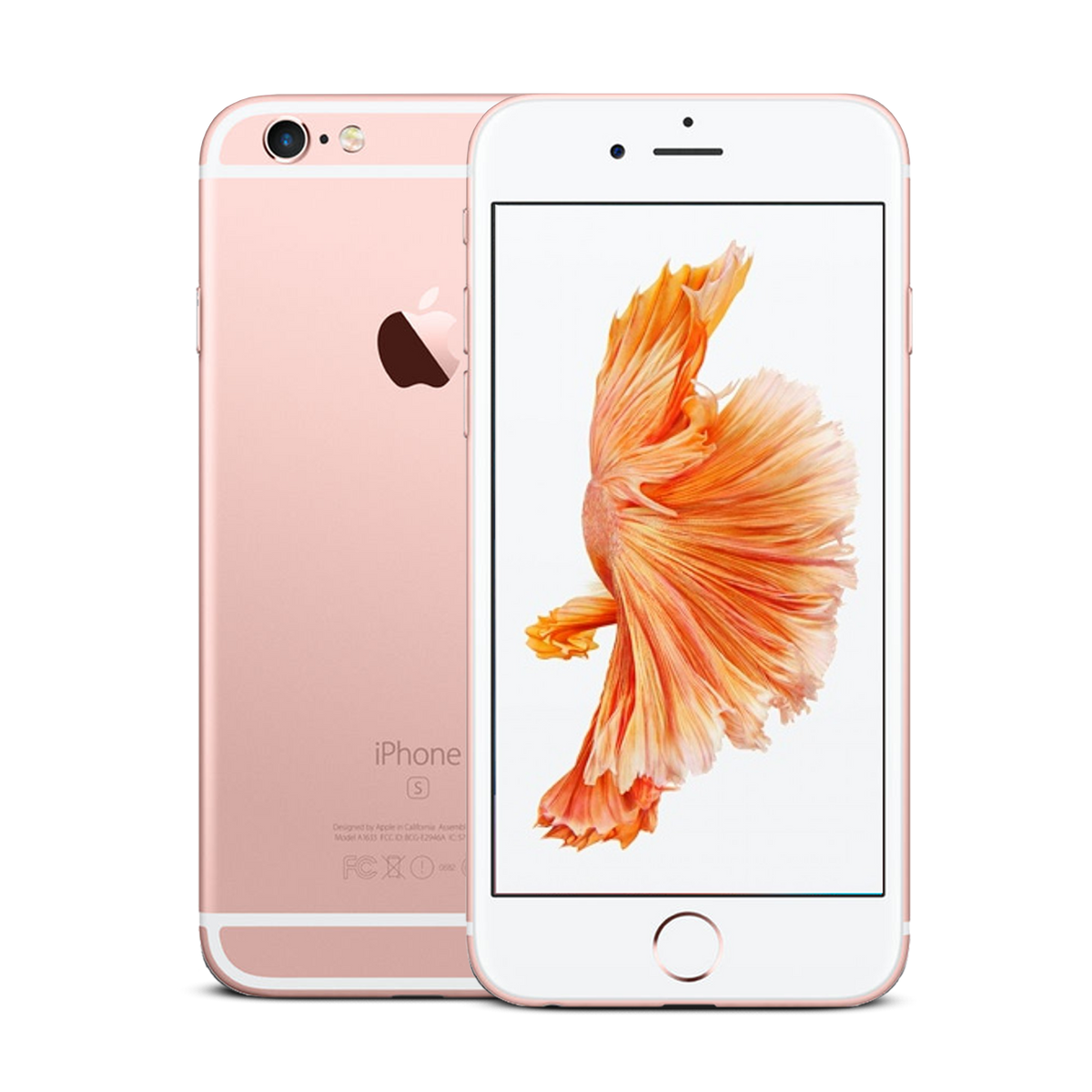 iPhone 6s 16GB Rosegold - Condition As New