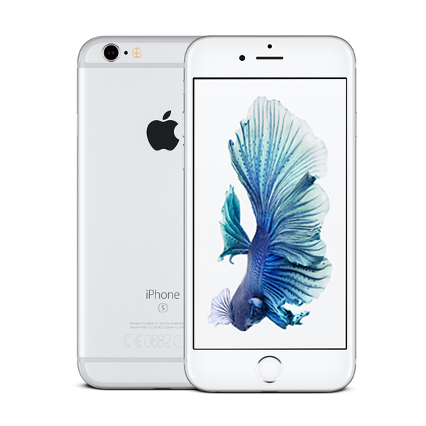 iPhone 6s 16GB Silver Value Pre-owned