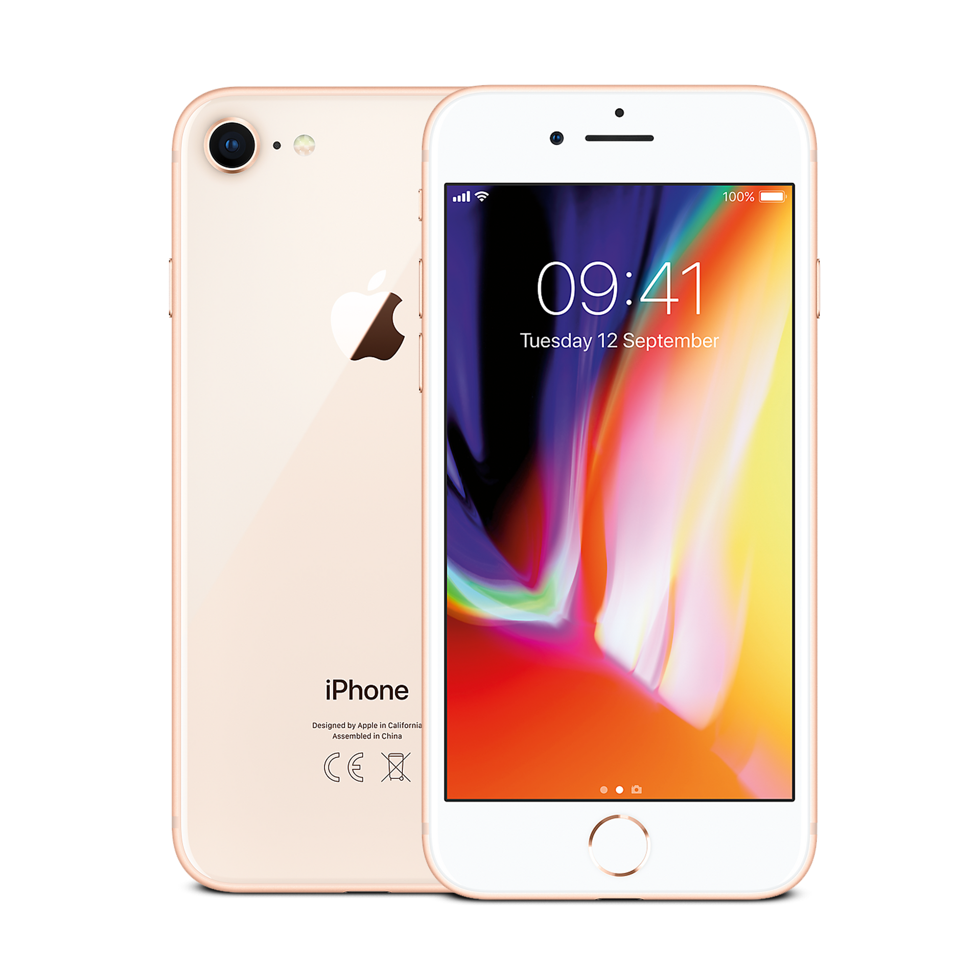 iPhone 8 64GB Gold - Condition Very Good