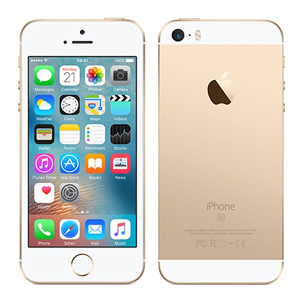 iPhone SE 64GB Gold | Very Good