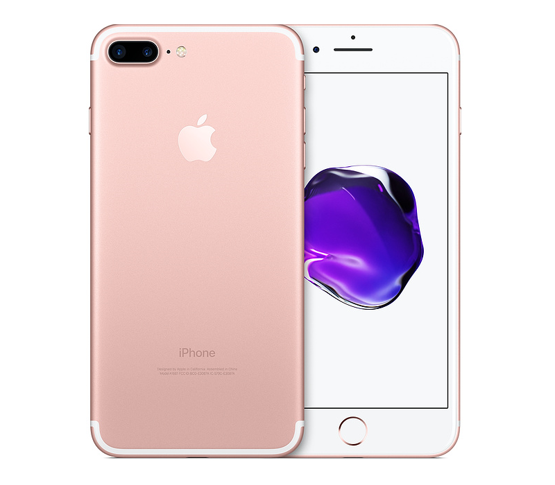 iPhone 7 Plus 32GB Rosegold- Condition Very Good