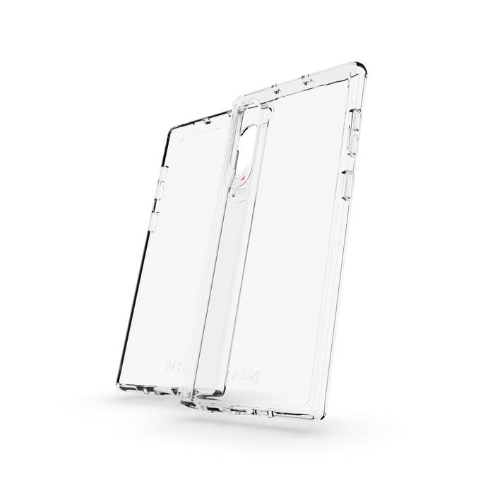 GEAR4 Crystal Palace Samsung Note 10 Case Clear