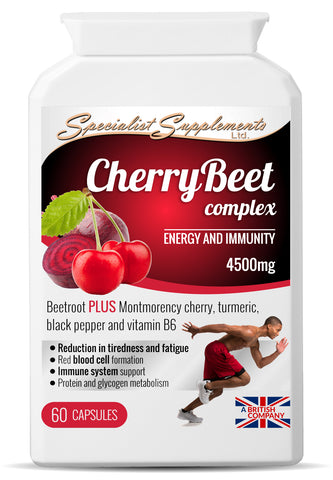 Cherry Beet Supplement