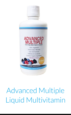 Whole Food Advanced Multiple Vitamins