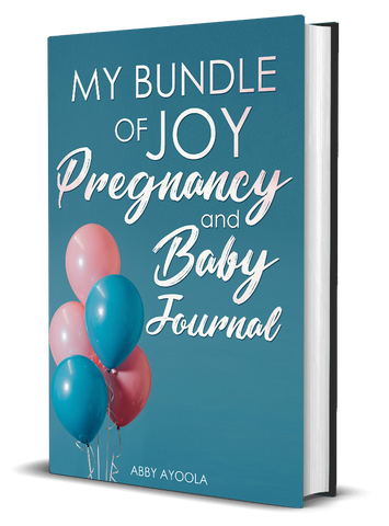 My Bundle Of Joy Pregnancy And Baby Journal