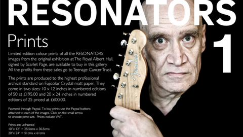 RESONATORS - Colour