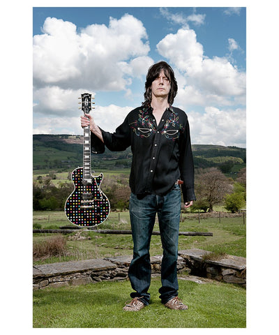 John Squire 2 - Scarlet Page - Limited Edition Prints