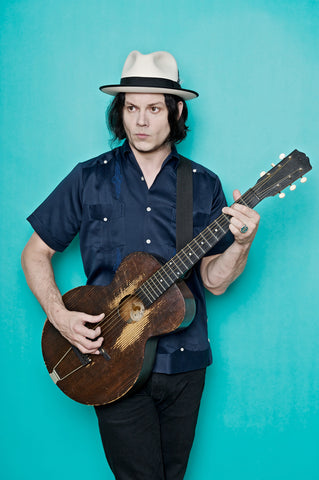 Jack White - Scarlet Page - Limited Edition Prints