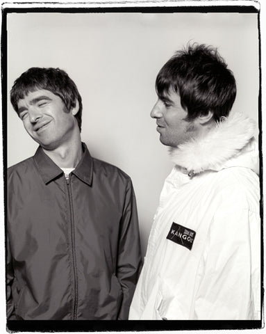 Gallagher Brothers - Noel and Liam
