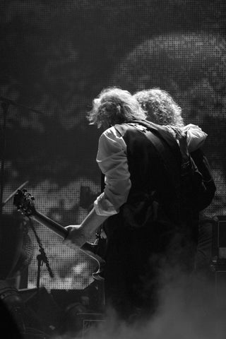 Jimmy Page and Robert Plant, Led Zeppelin - O2