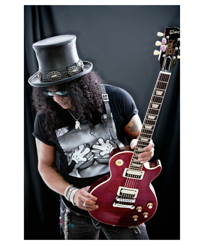 Slash - Scarlet Page - Limited Edition Prints
