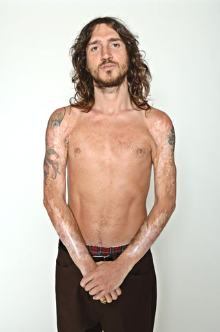 John Frusciante - shirtless