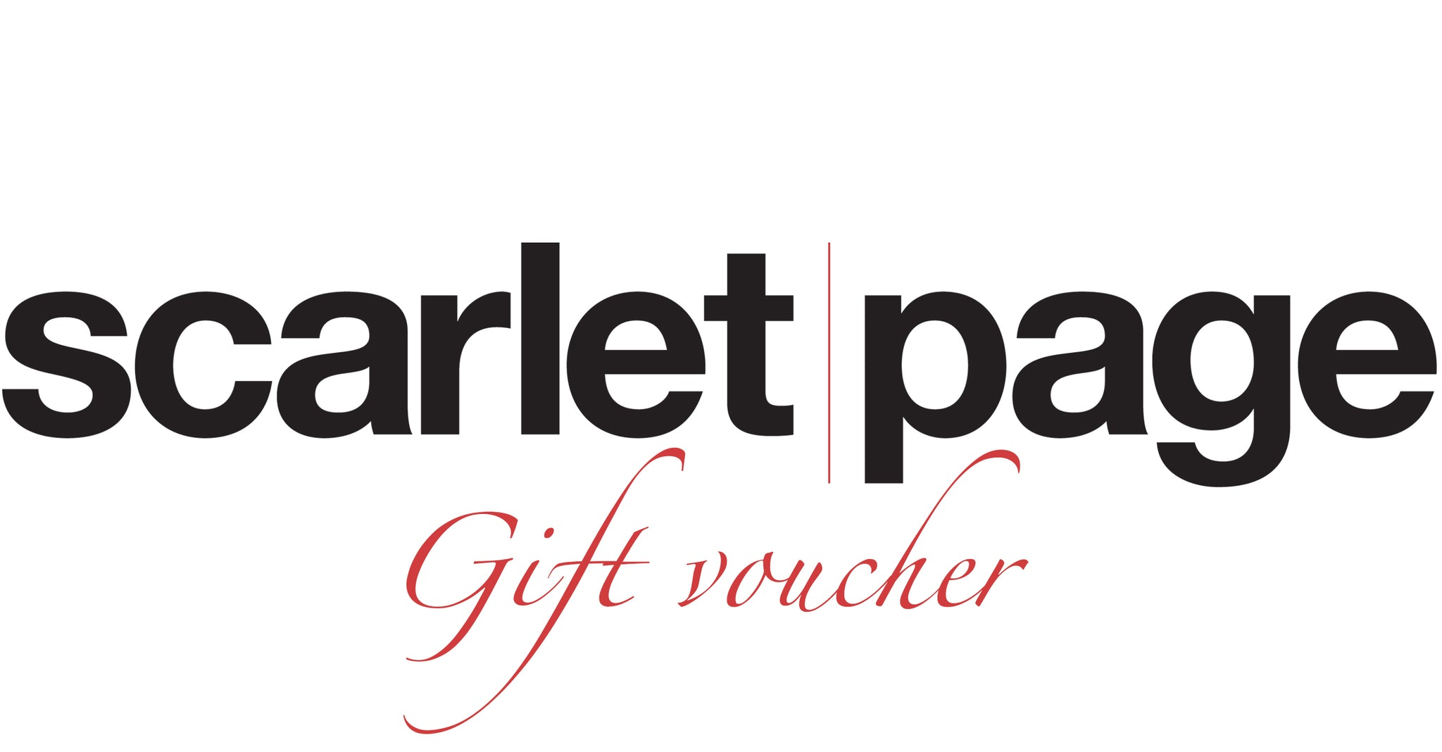 Gift vouchers - Scarlet Page - Limited Edition Prints