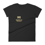 Women's NN$ - Tragedy to Triumph T-Shirt Black