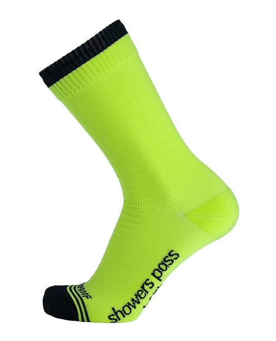 CROSSPOINT WATERPROOF HI-VIZ SOCKS