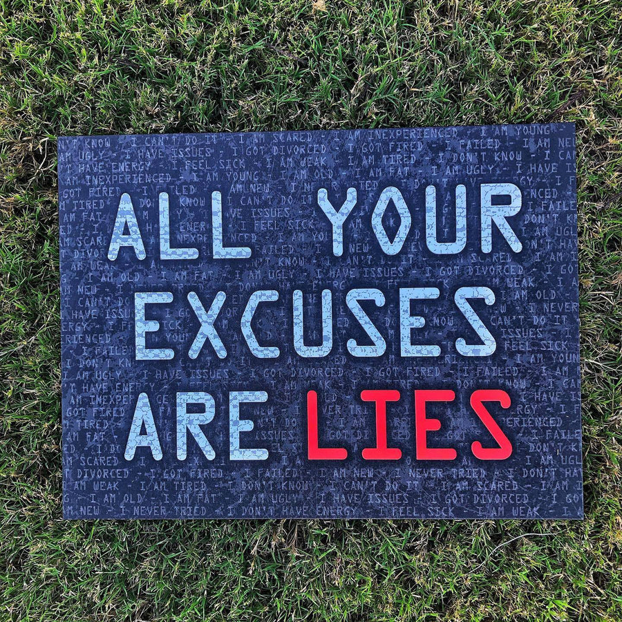 Jocko | Excuses