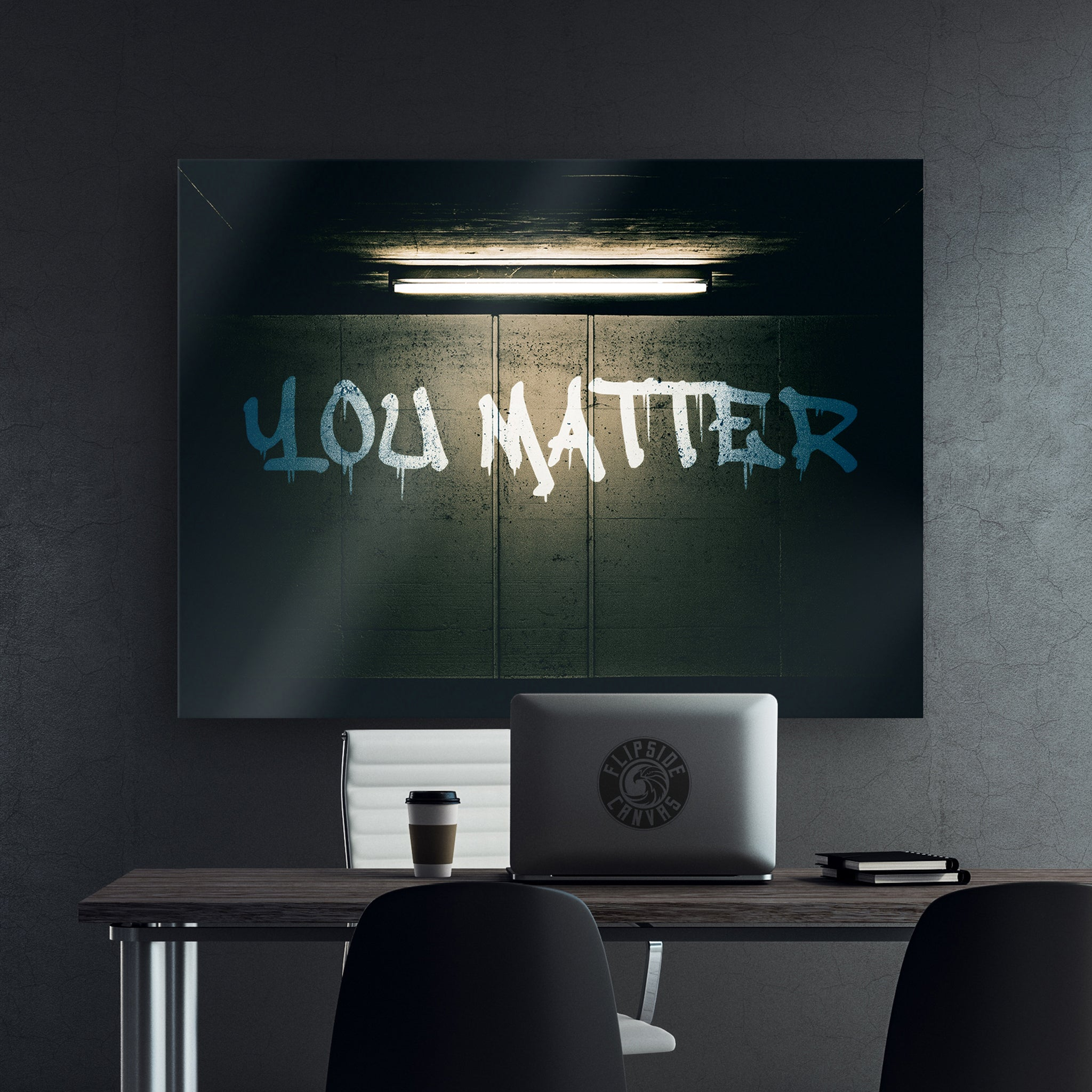 You Matter Graffiti